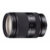 Lente Sony 18-200mm F3.5-6.3 E-mount Lens