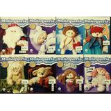 Muñecos Soft Diseño Lote Por 10 Revistas