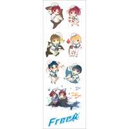 Plancha De Stickers De Anime De Free!