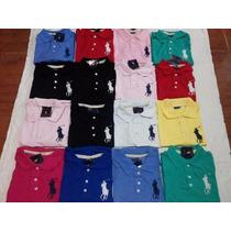 Kit Atacado Camisas Polo Exportação E Calças