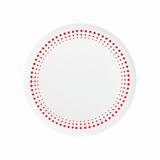 Plato Hondo Arcopal Adoine Rojo 20cm Vidrio Opal X6u