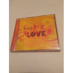 Cd The Beatles Love