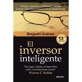 Libro El Inversor Inteligente - Benjamin Graham Warren Buffe