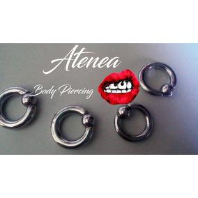 Piercing Closure Ring Expansor De Peso -bcr-