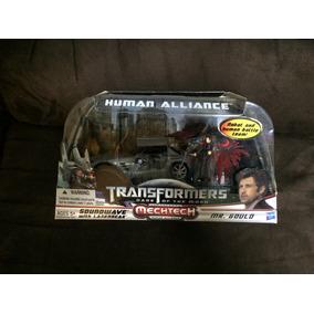 Transformers Movie Dotm Soundwave Human Alliance