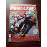 Motociclismo 1995 Octubre Revista España En La Plata