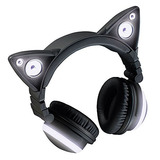 Wireless Cat Ear Headphones (color Changing) !