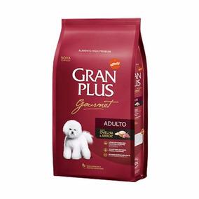 Ração Guabi Gran Plus Ovelha E Arroz Para Cães Adulto 15 Kg