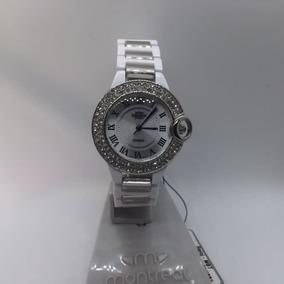 Reloj Dama Montreal Malla Metalica -mtb