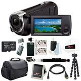 Filmadora Handycam Sony Hd Hdrcx405 Hdr-cx405/b (negro)