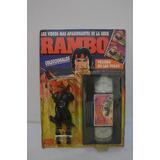 Jocsa Rambo - Gripper - Cerrado - Vhs Series 1988