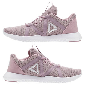 Sneakers Reebok Reago Essential Lilac. Fitness Gym Woman