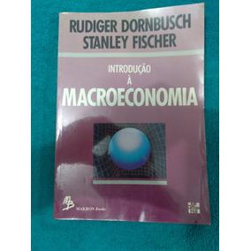 Introduo a economia dornbusch livros no mercado livre brasil livro introduo economia rudiger dornbusch fandeluxe Images