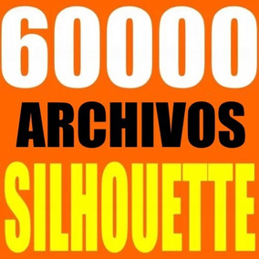 Super Kit Srapbook, Silhouette 60000 Archivos