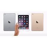 Apple Ipad Mini 3 Retina 128gb 4g Wifi Touch Id A7 5mp 7.9