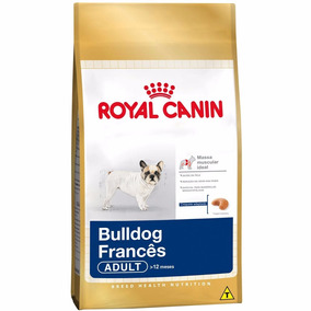 Ração Royal Canin Cães Adultos Bulldog Francês 7,5kg