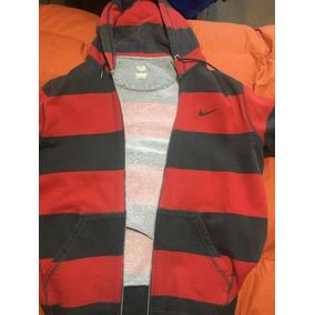 Campera Nike Con Capucha!!importado Talle L 03356778a0b