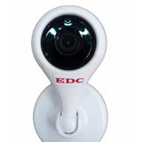 Camara Dvr Ip Wifi Inalambrica Memoria Sd Vision Nocturna Hd