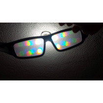 Diffraction Glasses, Lentes De Difraccion, Fiestas, Rave, Dj
