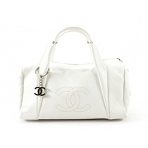 Bolsa Blanca Chanel