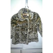 Tapado De Leopardo Para Niña