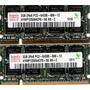 Memoria De Ram De 4gb (2 X 2 Gb Kit) Hp Compaq Presario