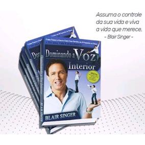 Livro Dominando A Voz Interior Blair Singer Em Português