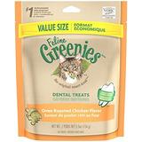 Feline Greenies Dental Treats For Cats Horno De Pollo Asado