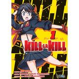 Manga Kill La Kill Del 1 Al 3 Precio Por Unidad Ivrea