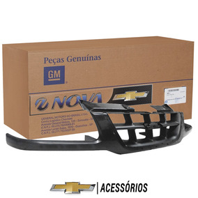 Grade Frontal Do Radiador Original Gm S10 Blazer 1999 A 2000
