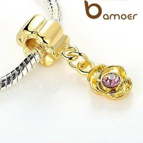 @net Pingente Moda Vivara Pandora C Ouro18kplated Ametista C