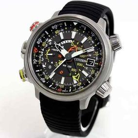 Relógio Citizen Bn4021-02e Bn4021 Altichron Titanium