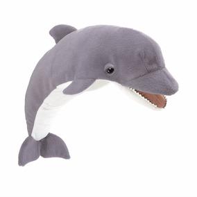 Delfin Titere Marioneta De Peluche *envío Gratis