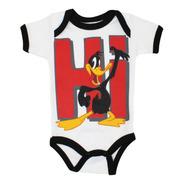 Pañalero Pato Lucas Hi Looney Toons Original Bebé 23123