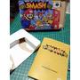 Nes Super Mario Bros 3 Custom Box + Custom Manual