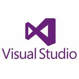 Visual Stuido 2013 Professional Licencia Original Para 1pc