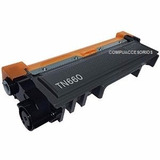 Toner Genérico Para Brother Tn-630 Tn-660 Hl-2340 Mfc-2740