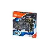 Halo Megaconstrux Equipo Azul Jefe Maestro Megabloks
