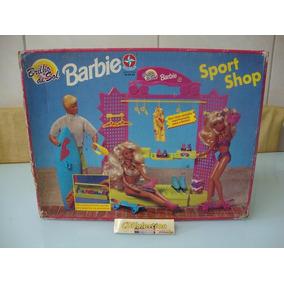 Loja De Praia Da Barbie, Sport Shop, Praia, Estrela,cdk