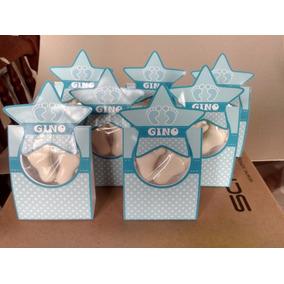Souvenirs X60 Jabones Recién Nacido Baby Shower Bautismo