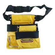 Cinturón Porta Herramientas Reforzado Cartuchera P/martillo