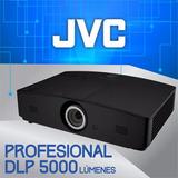 Proyector Profesional Jvc 5000 Lm Wxga Dlp + Dual Hdmi + 3d