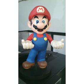 Mario Bros De 30 Cms Para Exhibicion De Tienda