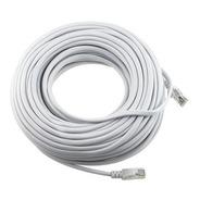 Cable De Red 10m Armado Cat 6 / 10 Metros Categoria 6 /