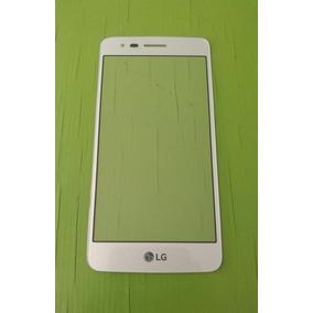 Cristal Touch Lg Aristo K8 M210 Gris Plata Env Dhl Gratuito