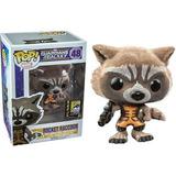 Muñeco Funko Pop Rocket Raccoon Coleccionable Nuevo