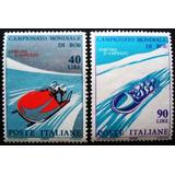 9119 Italia Campeonato Mundial De Bob Em Cortina D´ampezzo 1