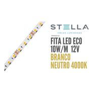Fita Led Stella 10w/m Branco Neutro 4000k 12v Sth7814/40