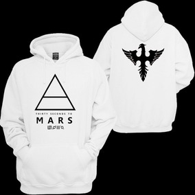 Blusa 30 Seconds To Mars - 2017 Exclusiva