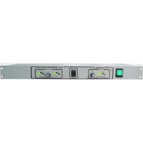 Processador De Áudio / Gerador Stereo /agc Rádio Comunitária